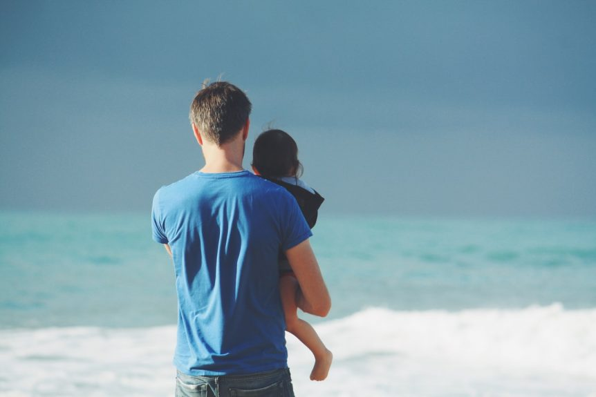 Father and child - prepare for inheritence